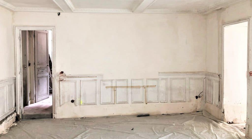 Rénovations intérieurs vétustes ou abîmés